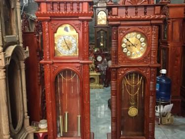 Đồng hồ mẫu sừng gỗ Hương Vân