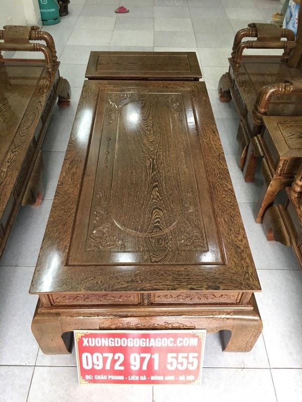 bộ bàn ghế tần thủy hoàng