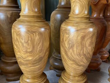 Lục bình gỗ tự nhiên
