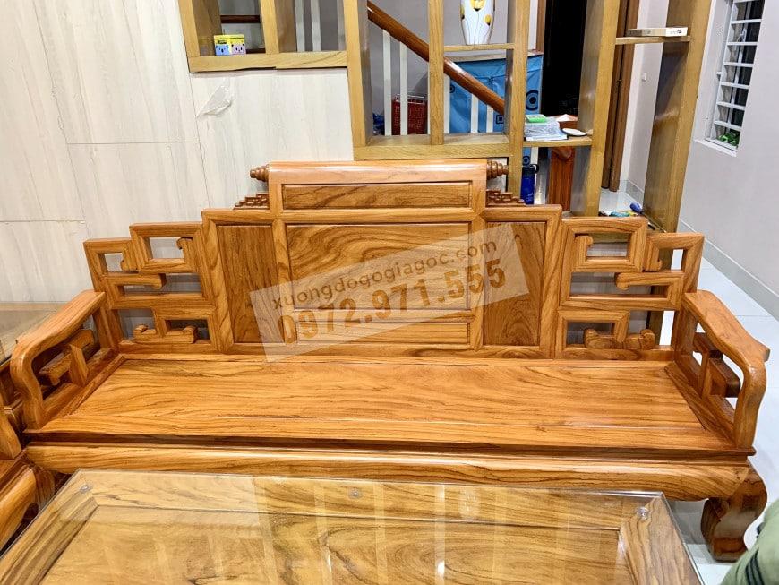 bàn ghế sơn thủy