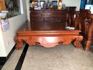 sập ngồi gỗ hương 180*200cm